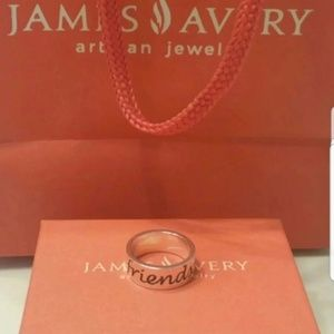 JAMES AVERY FRIENDS ♡ FOREVER BAND SIZE 7